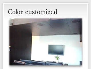 Color customized